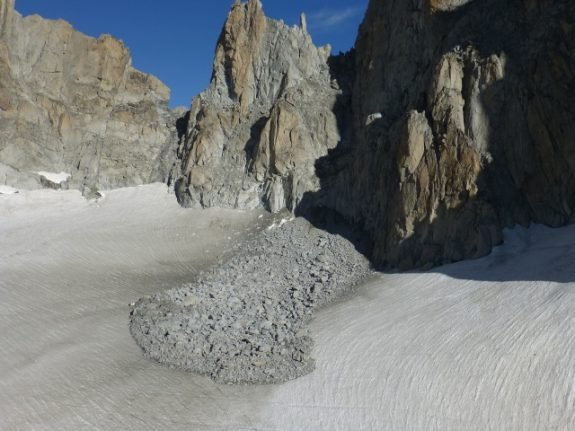 Report: Swiss permafrost 'warmer than ever'