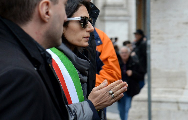Fresh allegations emerge as Rome's Five Star mayor questioned in corruption probe
