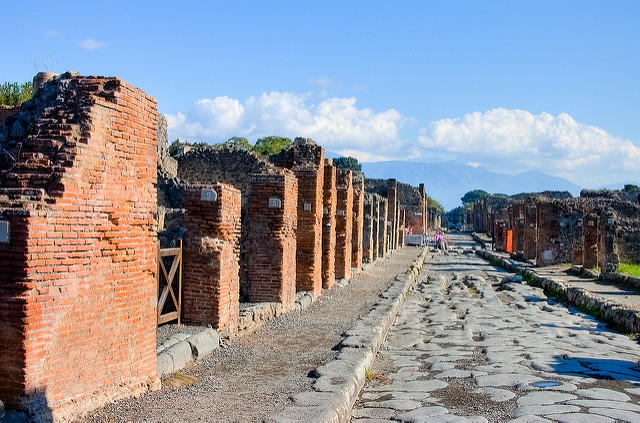 Pompeii protest march banned by Naples police