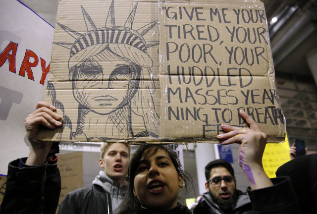 Opinion: As a Swedish-Iranian, Trump's travel ban makes me furious