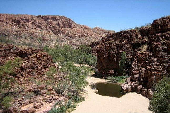 Elderly German couple found dead in Australia's outback