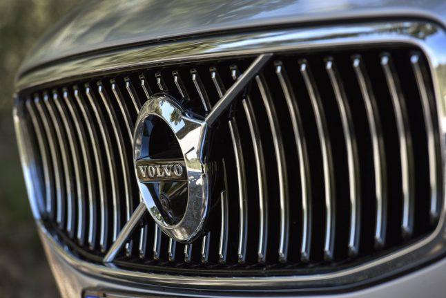 Volvo accused of manipulating sales figures