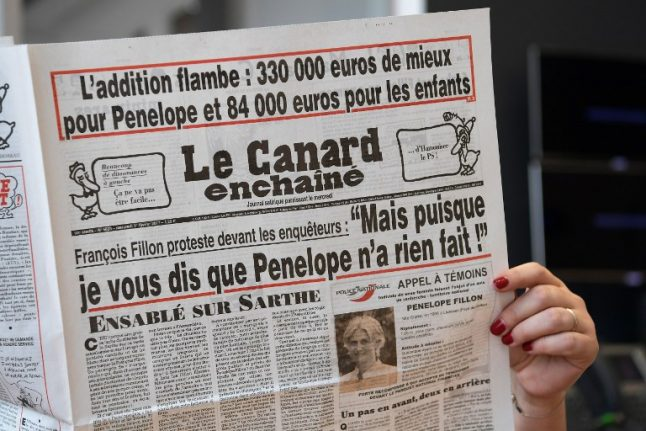 Canard Enchainé: The French newspaper that's kept its bite for 100 years
