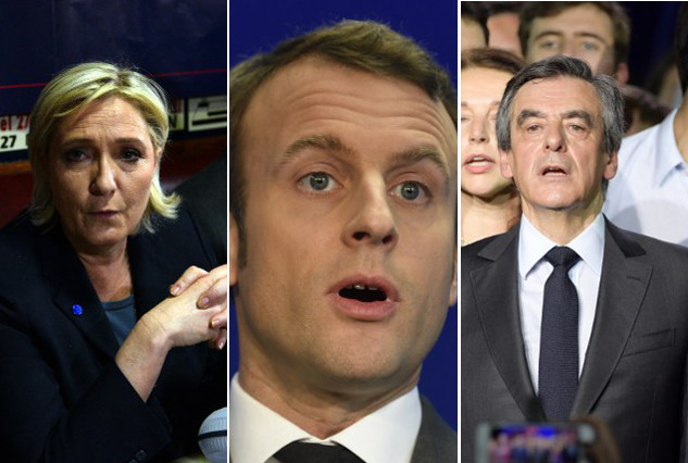 What happens to the French election race if François Fillon falls?