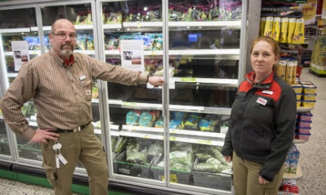 Sweden feels pinch of Mediterranean vegetable shortage