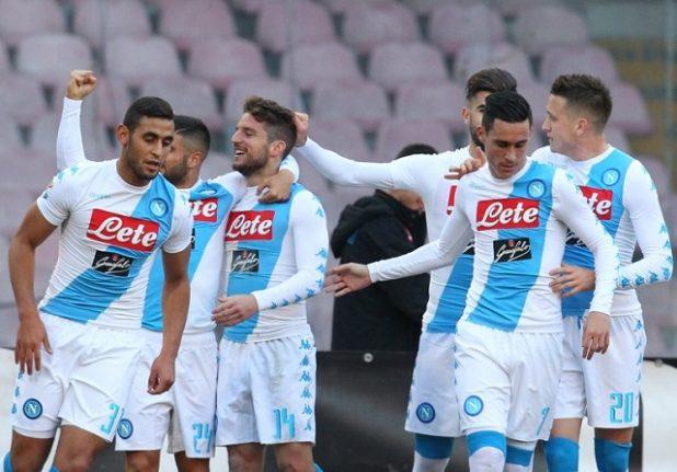 Naples mayor shames Napoli chief over decrepit stadium