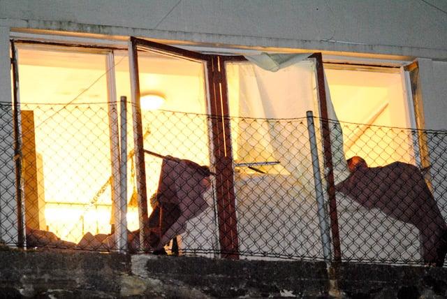Police investigate explosion at Norwegian asylum centre