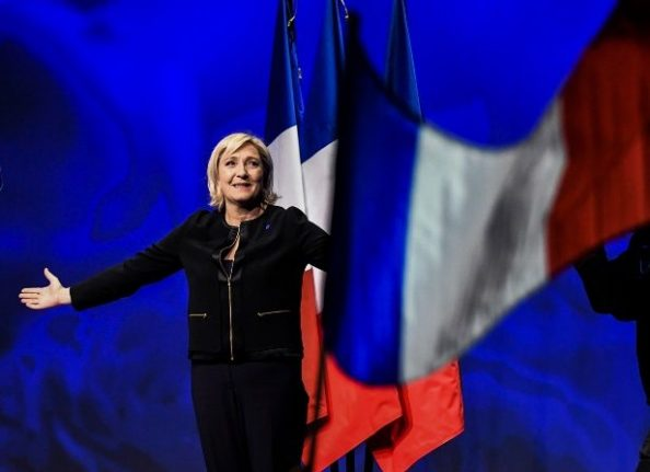 'French first': This is what a 'President Marine Le Pen' has in mind for France