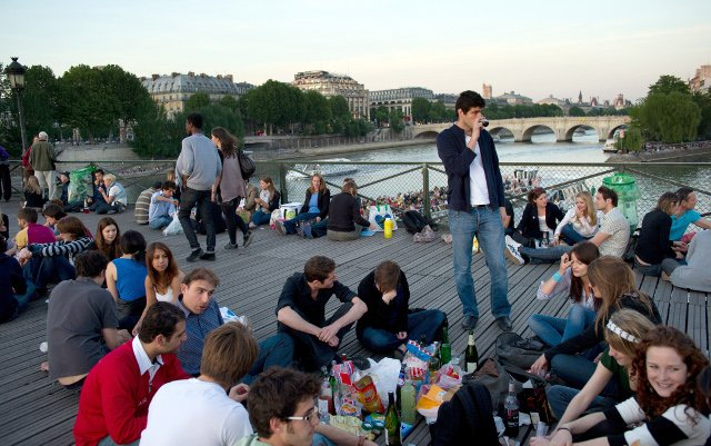 Dear Jim, you're right, Paris isn't what it was…it's getting better