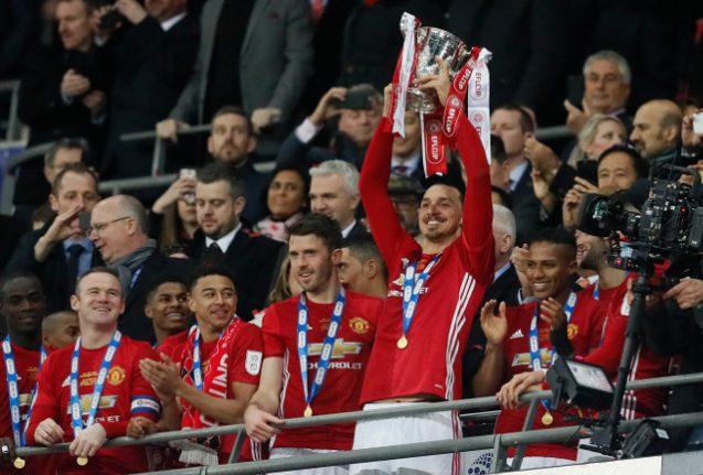 Zlatan on winning: 'I keep doing it'
