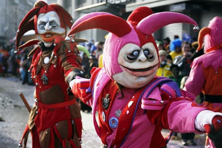 Party like the Swiss at these eight spectacular carnivals