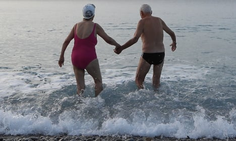Why France might just be the best country in the world to grow old in