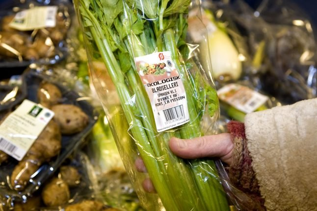 No one buys more organic food than the Danes: report