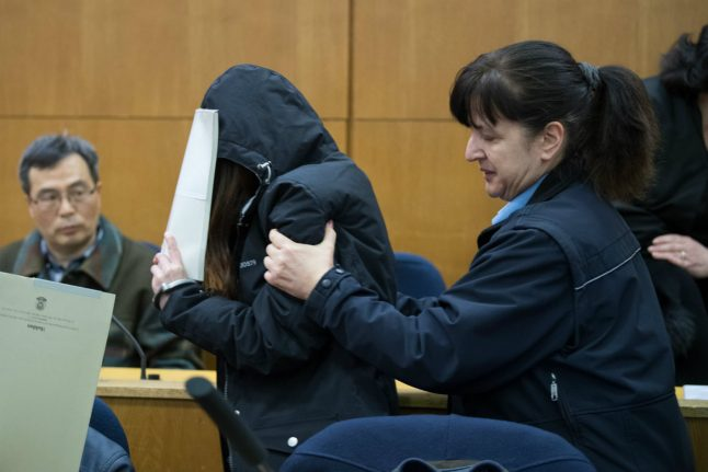 Woman given 6-year's jail for killing cousin in Frankfurt exorcism trial