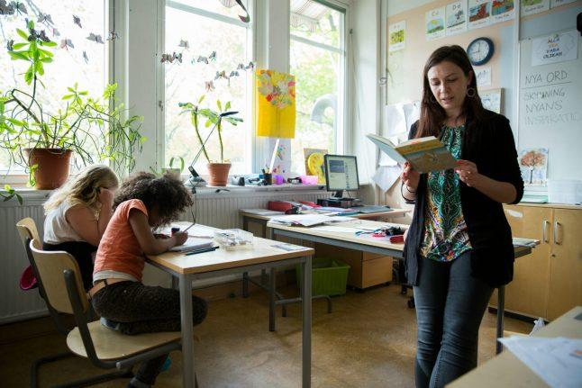 Sweden to ban single-sex classrooms