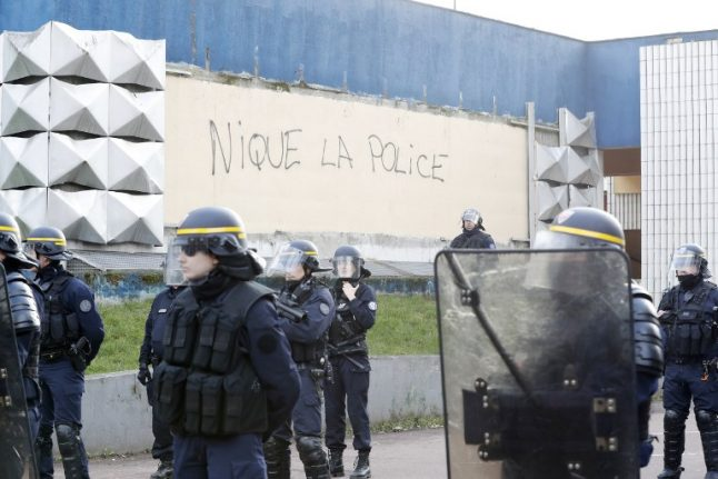 French police under fire again after cop charged with raping suspect with baton
