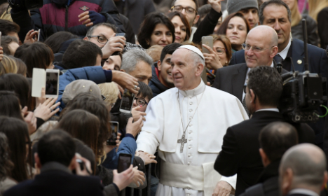 Vatican 'House of Cards' as pro and anti-pope factions clash