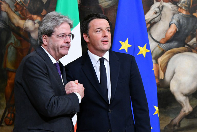 Renzi quits as party leader, triggering leadership battle