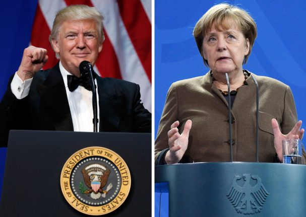 WATCH: Germans tell us where relations with the US are headed