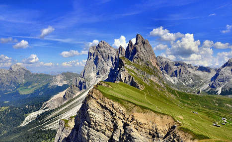 Six reasons why South Tyrol will absolutely blow your mind