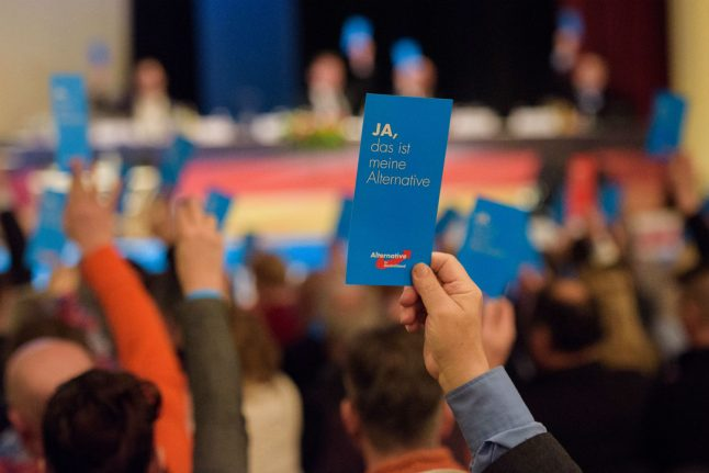 How infighting has left far-right AfD sweating with elections on horizon