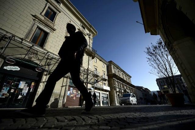 Magnitude 4.0 earthquake shakes L'Aquila