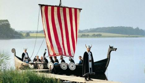 Were Denmark's Vikings economic migrants to the UK?