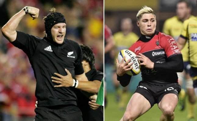 Aussie and Kiwi rugby union stars charged after cocaine bust in Paris