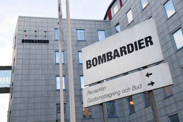 Russian employee suspected in Bombardier bribery probe