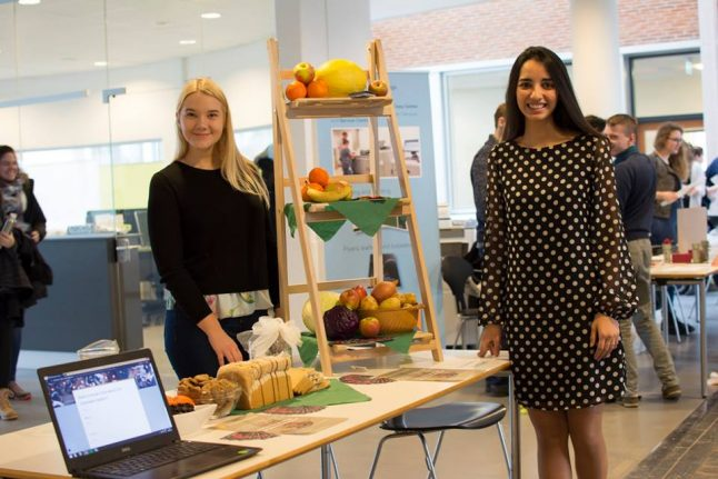 Danish startup wants to raise food waste awareness… by feeding local community