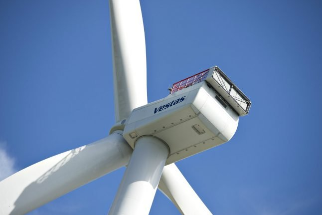 Wind turbines 'as big as the Eiffel Tower' to be tested in Denmark