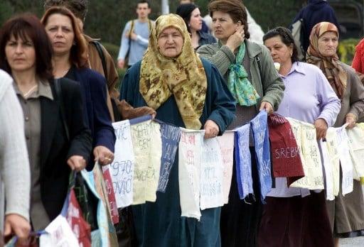 Swiss to extradite woman over alleged murder of boy in Bosnian war