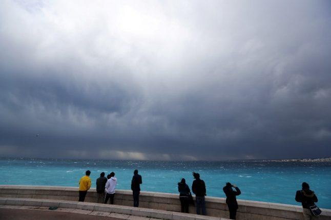 IN PICTURES: Storm Zeus wreaks havoc across France