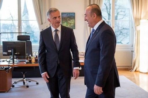 'Freedom of expression is a universal value' Switzerland tells Turkey