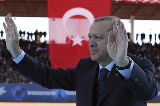 Turkey scraps rallies in Germany before vote as row rages