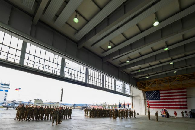 US army considers new base in northern Germany