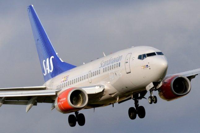 Oslo-bound SAS flight makes emergency landing in Munich