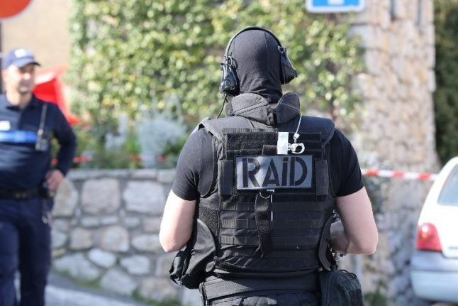 French police arrest high school shooter's best friend