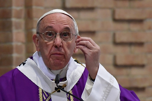 Who ya gonna call? Pope encourages priests to use exorcists when needed