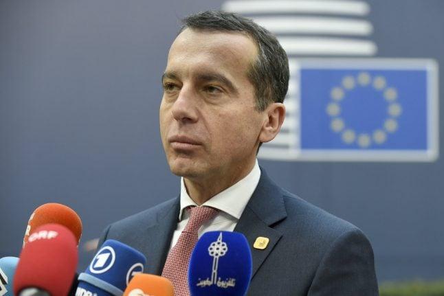 Austria calls for EU-wide ban on Turkish campaign events