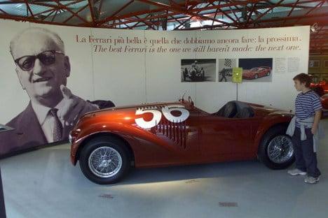 Italian police foil plot to steal Ferrari's body for ransom