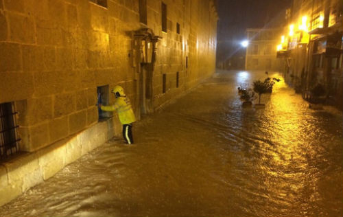 IN PICS: Costa Blanca floods as storms lash Spanish coast