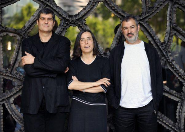 Three Spanish architects win Pritzker Prize