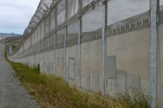 Two German firms interested in building Trump's border wall