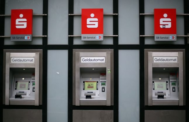 Sparkasse banks start charging own customers for withdrawals