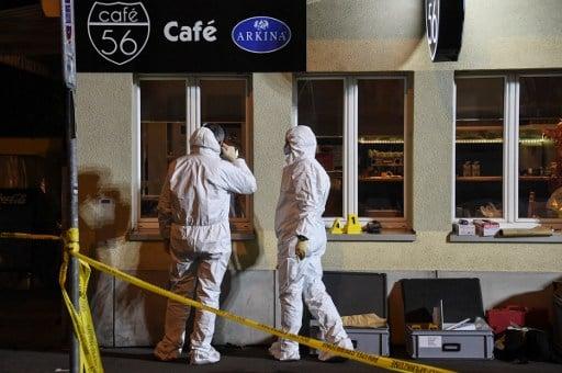 Basel killings: police rule out terrorism
