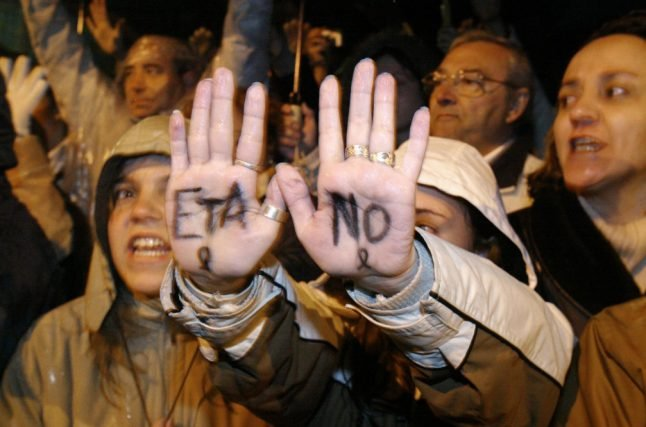 Basque separatist group Eta to fully disarm by April 8th
