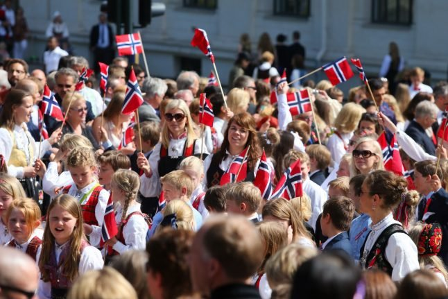 Norway named the world's happiest country