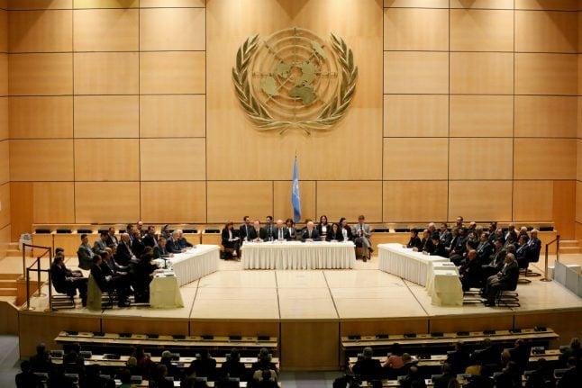 Denmark to give seven million kroner to catch Syrian war criminals