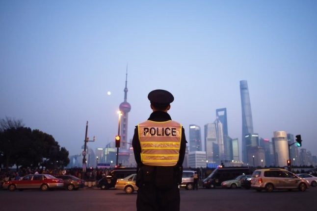 Frenchman violently attacked in China as Chinese community continue Paris protests